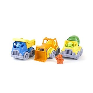 Green Toys Construction Vehicle (3 Pack)