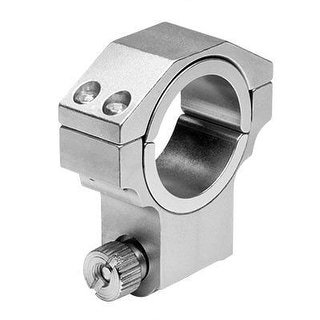 NcStar 30 mm Ruger Ring - High - Silver