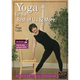 Yoga for the Rest of Us & More [DVD]