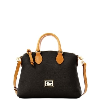 Dooney & Bourke Dillen Crossbody Satchel (Introduced by Dooney & Bourke at $198 in Aug 2012) - Black