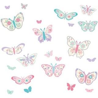Brewster DWPK1154 Kid's Flutterby Butterflies Applique Kit