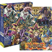 Yugioh 500 Piece Puzzle, 500 Piece Puzzles by NMR Calendars