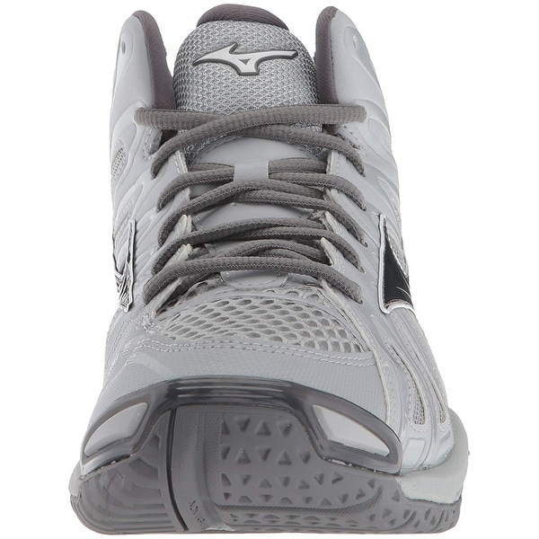 mizuno men's wave tornado x2 mid zip