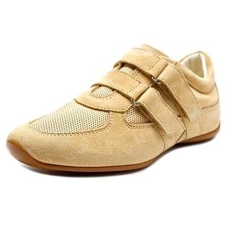 Hogan Sprint Doppio Strap Suede Fashion Sneakers