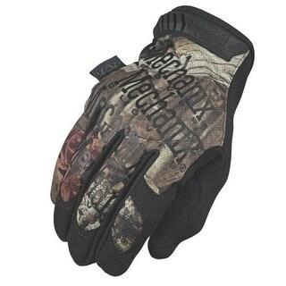 Mechanix Wear MG-730-009 Mossy Oak Original Gloves, Medium