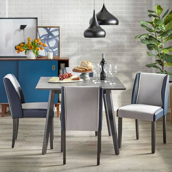 Angelo Home Grayson 5 Piece Dining Set Overstock 23134924