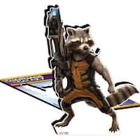 Guardians of the Galaxy Rocket Desktop Standee, Family Movies by NMR Calendars