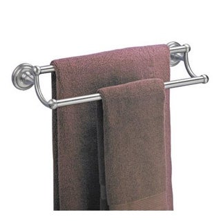 "Franklin 127736 Jamestown Double Towel Bar, 24"""