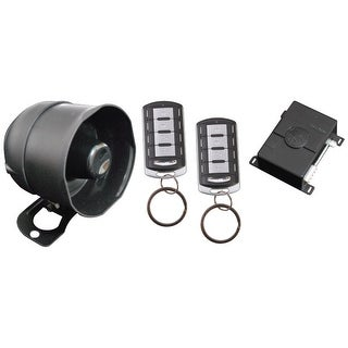 Soundstream Security Keyless Entry System 4 Button Remote