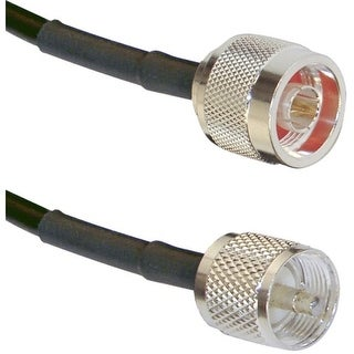 Wireless Solutions - 3' LMR195 Jumper NM - UHFM