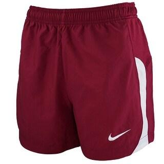 Nike Girl's Pasadena II Shorts Cardinal S