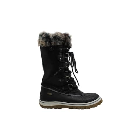 Steve Madden Women's Shoes Nathalie Round Toe Ankle Cold Weather Boots