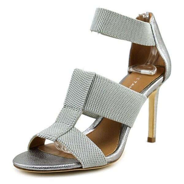 Elie Tahari Seneca Women New silver/Pewter Sandals