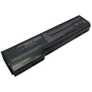 Replacement Battery 4400mAh For HP Elitebook 8570P / Probook 6560B Laptop Models