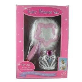 Children's Fairy Princess Set with Magic Wand