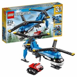 LEGO(R) Creator Twin Spin Helicopter (31049)