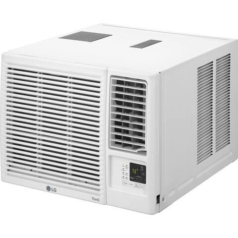 LG 18, 000 BTU Heat/Cool Window Air Conditioner w/Wifi Controls