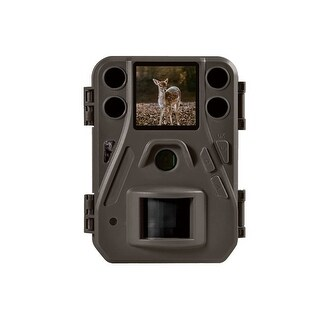 Boly Bg330 Black Hunting Infrared 14Mp 720P Video Camera With Adjustable Sensor