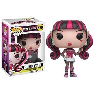POP Vinyl Monster High Movie Draulaura Figure