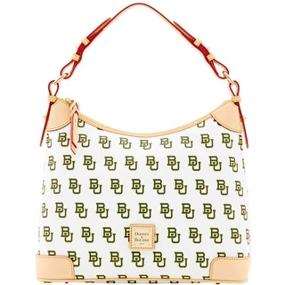 Dooney & Bourke NCAA Baylor Hobo (Introduced by Dooney & Bourke at $218 in Mar 2016) - White