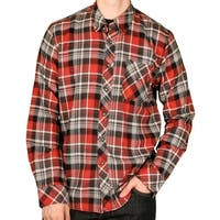 Knights Of The Round Table Men's Plaid Flannel Shirt
