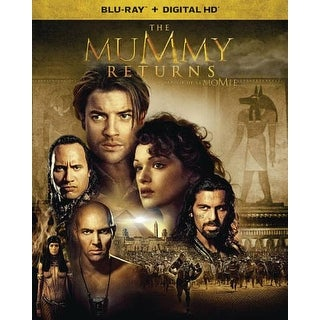 Mummy Returns - Blu-ray Disc