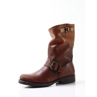 Frye NEW Brown Women's Shoes Size 5.5M Veronica Short Boot