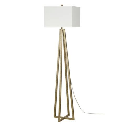 Metal Cage Floor Lamp