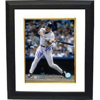 6a4e627aa2a Shop Wade Boggs signed New York Yankees 8x10 Photo Custom Framed MLB  Hologram - Free Shipping Today - Overstock - 19866705