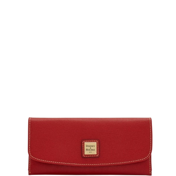 Dooney & Bourke Saffiano Slim Continental Clutch (Introduced by Dooney & Bourke at $88 in Sep 2017)