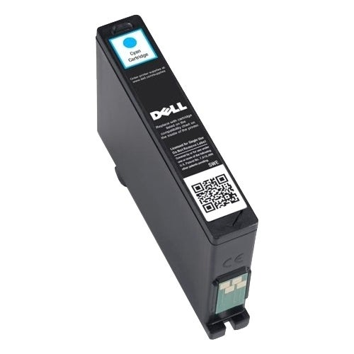 Dell PYX1V Dell Ink Cartridge - Cyan - Inkjet - Standard Yield - 200 Page - 1 / Pack