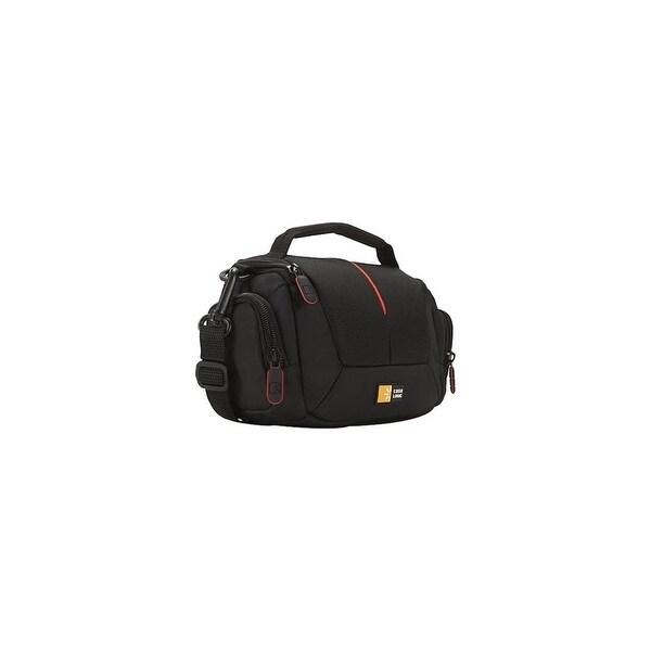 Case Logic DCB-305 Case Logic DCB-305 Carrying Case for Camcorder - Black - Polyester, Nylon - Handle, Shoulder Strap