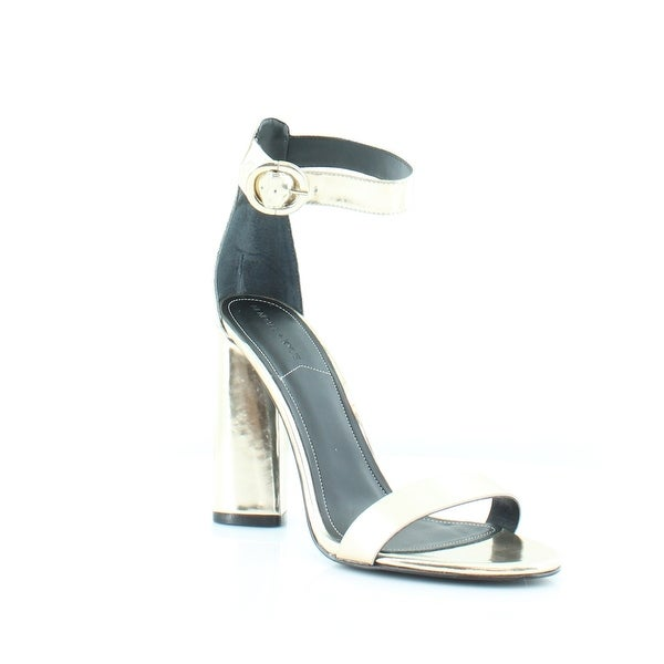 Kendall + Kylie Giselle Women's Heels Gold