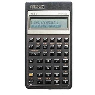 Hp Inc. - Hp 17Bii+ Financial Calculator