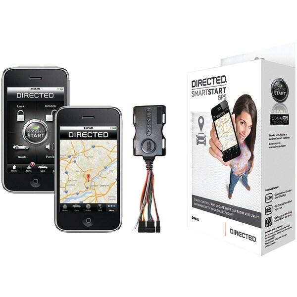 DIRECTED SMARTSTART DSM350 Directed SmartStart(R) Module with GPS Tracking