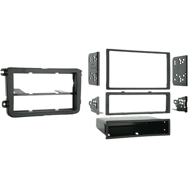 Metra 99-9011 2005 & Up Volkswagen(R) Single- Or Double-Din Installation Multi Kit
