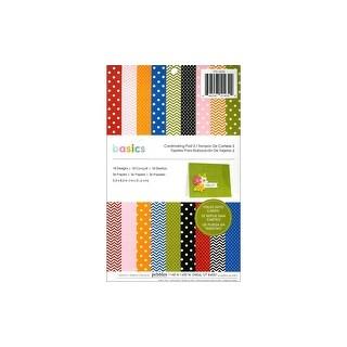 Pebbles Basics Paper Pad 5.5x8.5 #2