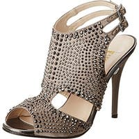 E! Live From The Red Carpet Doris Canvas Sandals