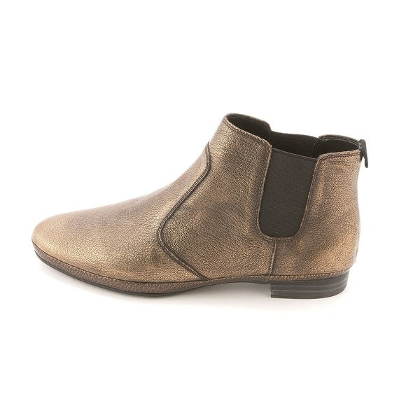Luxury Rebel Womens Panther Almond Toe Ankle Fashion Boots - 9.5