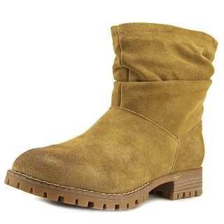 Chinese Laundry Flip Women  Round Toe Synthetic  Boot