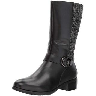 Propét Womens tessa Closed Toe Mid-Calf Fashion Boots