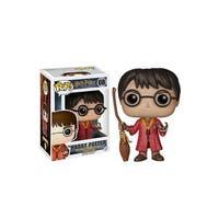 Funko POP Harry Potter - Quidditch Harry Vinyl Figure - Multi
