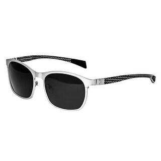 Breed Halley Men's Titanium Sunglasses - 100% UVA/UVB Prorection - Polarized Lens - Multi