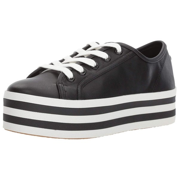 5249db48d95 Shop Steve Madden Womens Rainbow Low Top Lace Up Fashion Sneakers ...