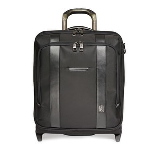 Travelpro Crew Executive Choice16 Inch Rolling Luggage Overnight Business Bag - Black