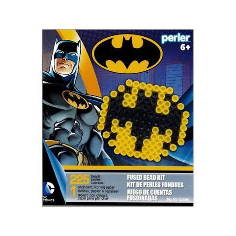 80-52994 perler fused bead kit trial batman