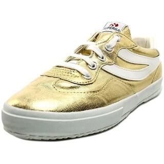 Superga S0084e0 Round Toe Canvas Sneakers