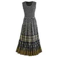 Women's Majestic Print Maxi Dress