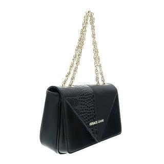 Versace EE1VOBBM5 E899 Black Shoulder Bag - 9-7-3