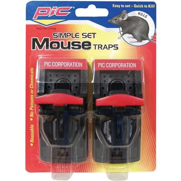Pic Pmt-2 Simple Mouse Trap